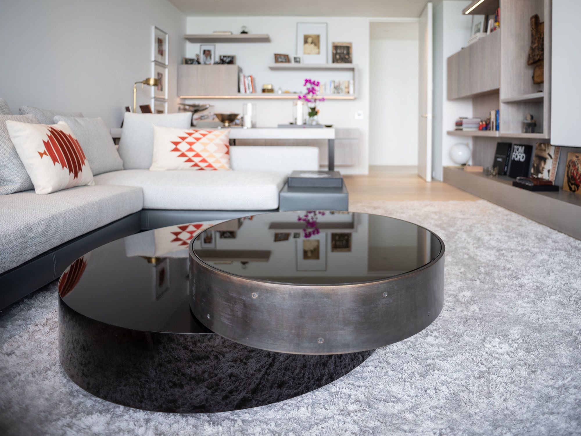 Modern Interior Design Custom Furniture Coffee Table