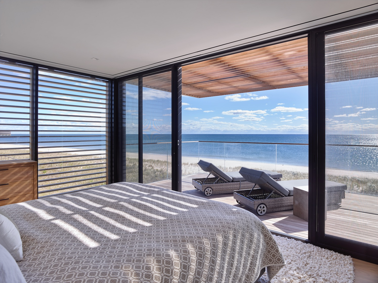 SLR Architects Bridgehampton Modern Coastal Residence