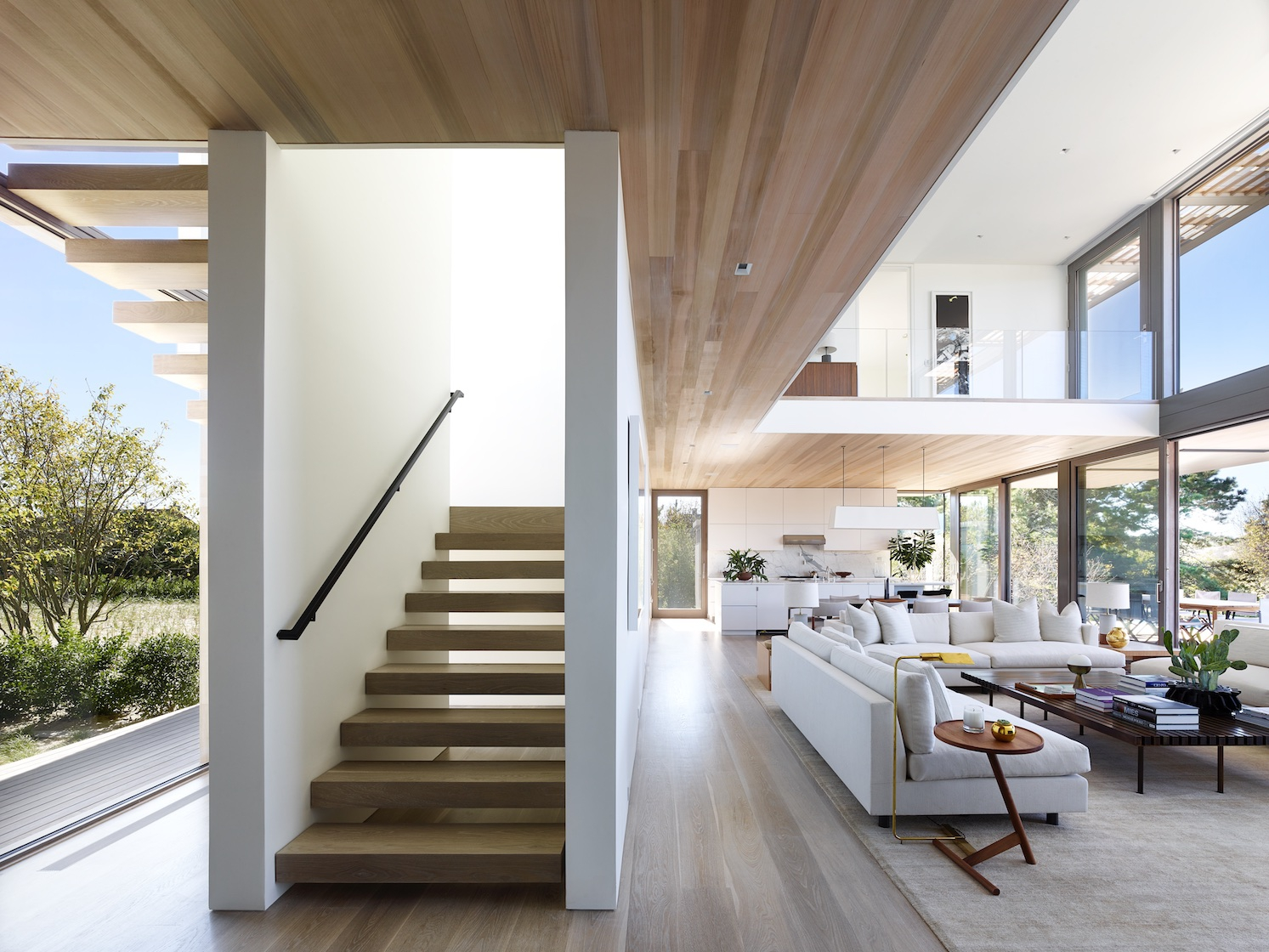 Stelle Lomont Rouhani Architects Modern Interior